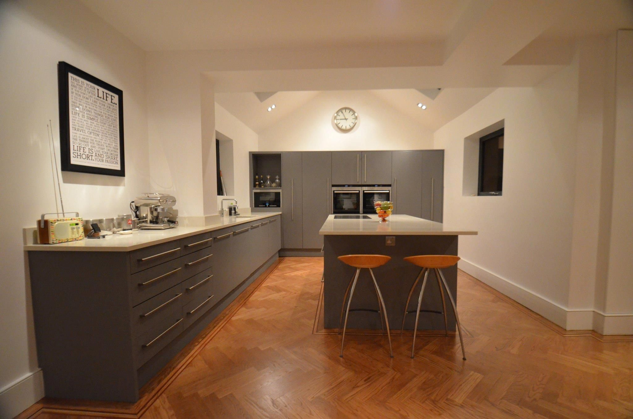 Kitchen Island John Lewis finished kitchen. unitsjohn lewis of hungerford, flooring