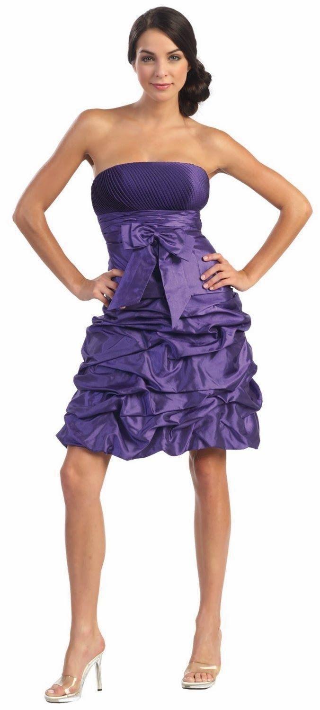 Pin de Luisa Molina en Púrpura | Pinterest | Vestidos de graduación ...