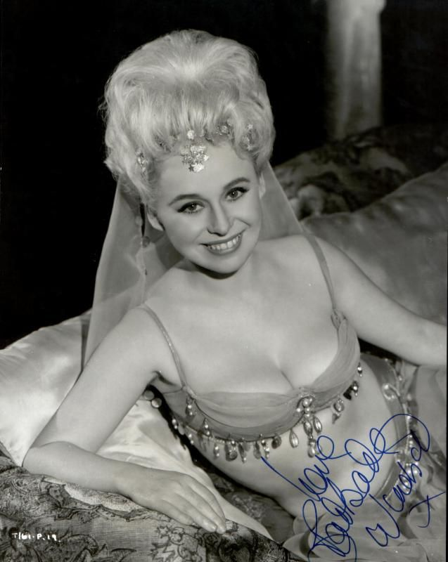 barbara windsor 2016