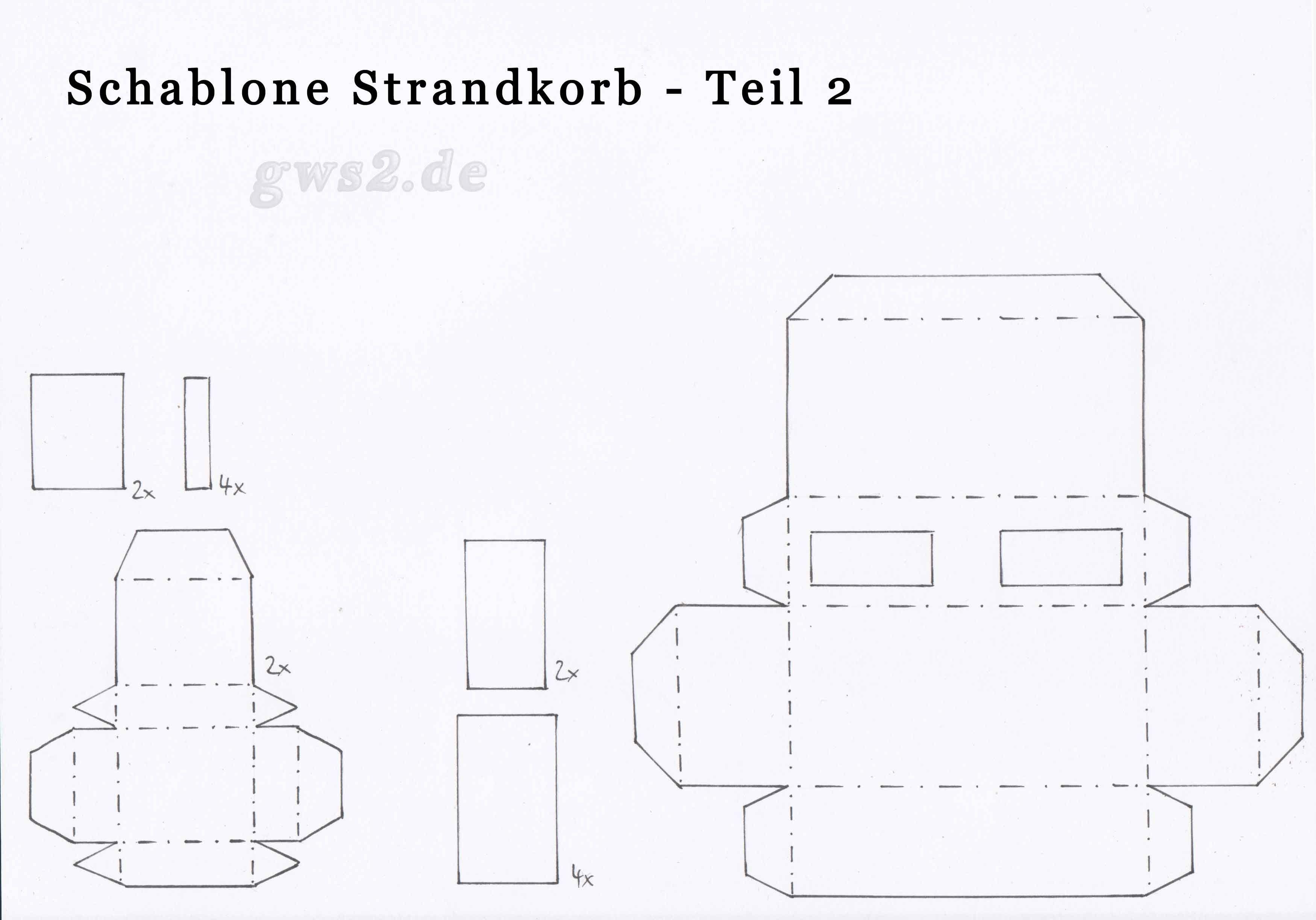 schablone strandkorb teil 2 boxen pinterest. Black Bedroom Furniture Sets. Home Design Ideas