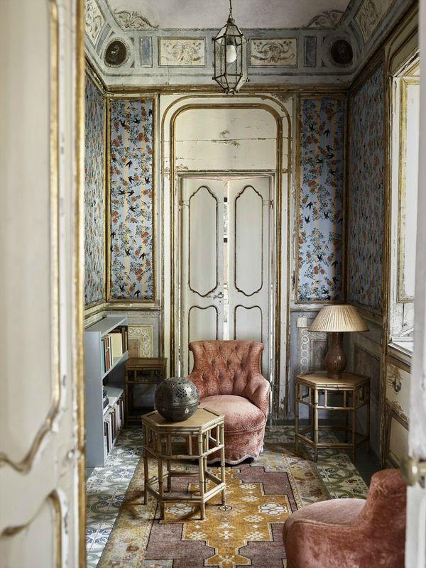 La Villa Valguarnera en Sicile | Miniature rooms | Home Decor, Villa ...