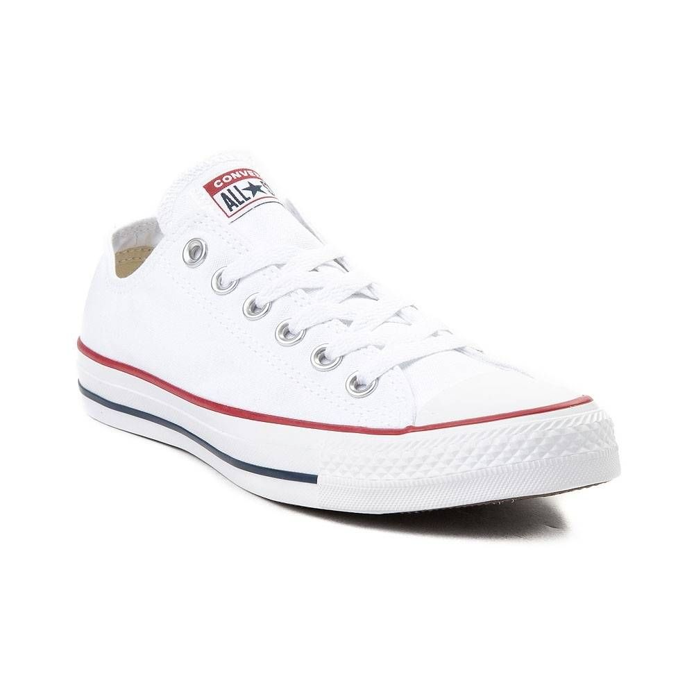 Converse Chuck Taylor All Star Lo Sneaker - Optical White ...