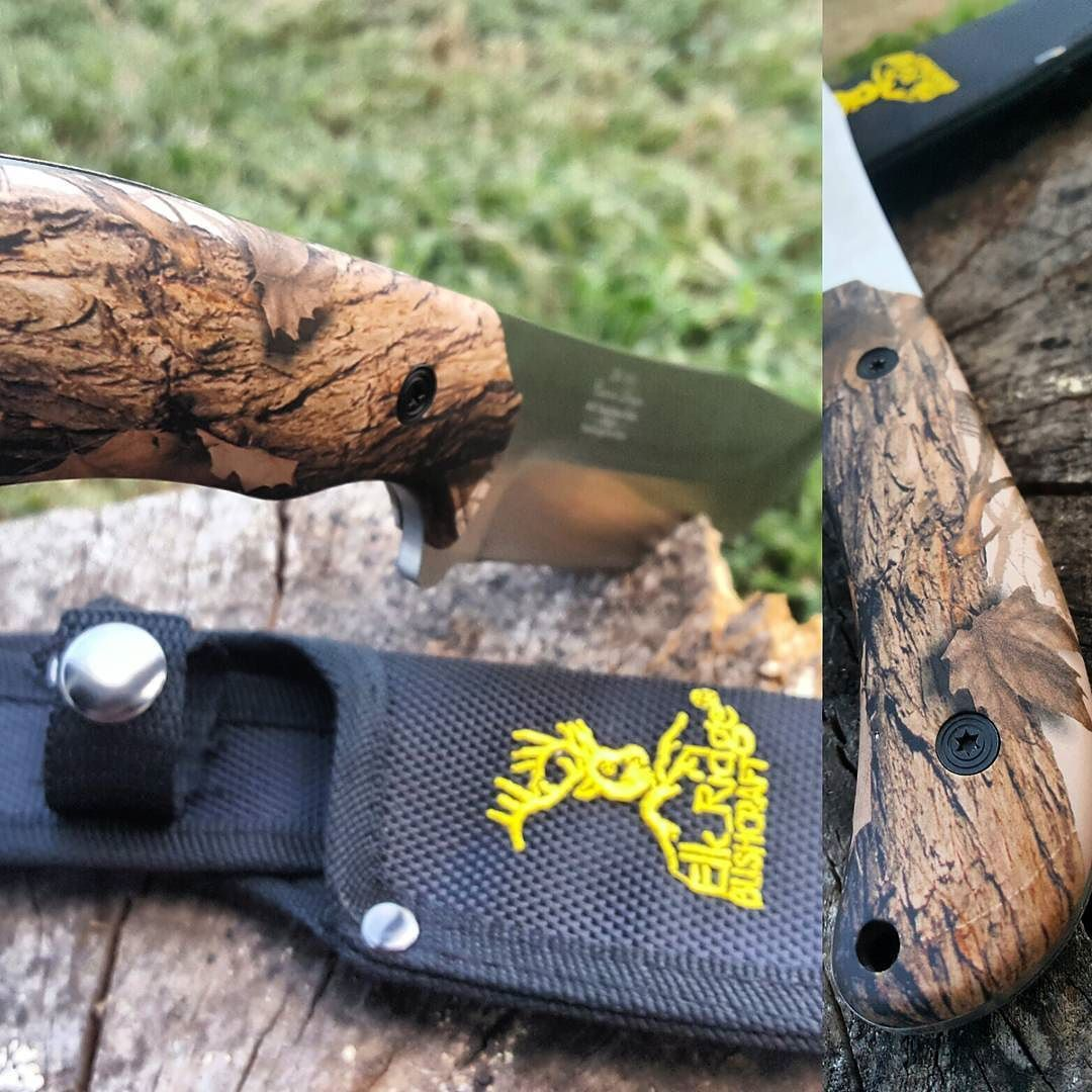 Www.knivesdeal.com  World wide shipping  30 day money back guarantee  #knives #hunting #camo #treecamo #treecamouflage #camoflauge #huntingknife #bladeaddict #blades #bladeporn #knifeporn #knife #followme #knifecommunity #hunter