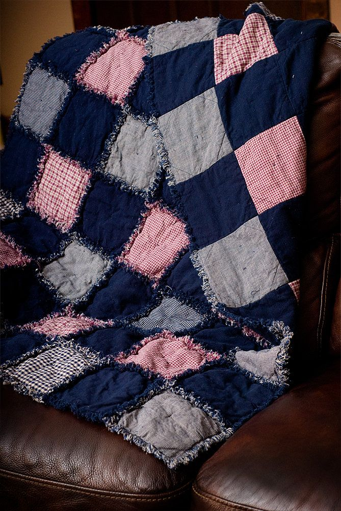 A Very Cool And Easy Way To Make Quilt Without Dealing With Huge Piece Of Batting Each Squared Is Quilted Before Embling