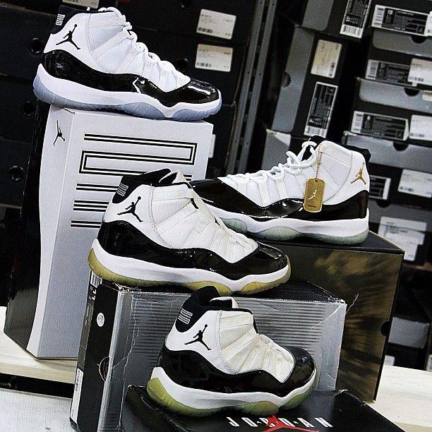 huge discount bf3d2 dbbb7 Air Jordan 11 - Concord OGs, Retros, and the DMP.  Cheap Jordan  shoes at  sneakerstorm.us