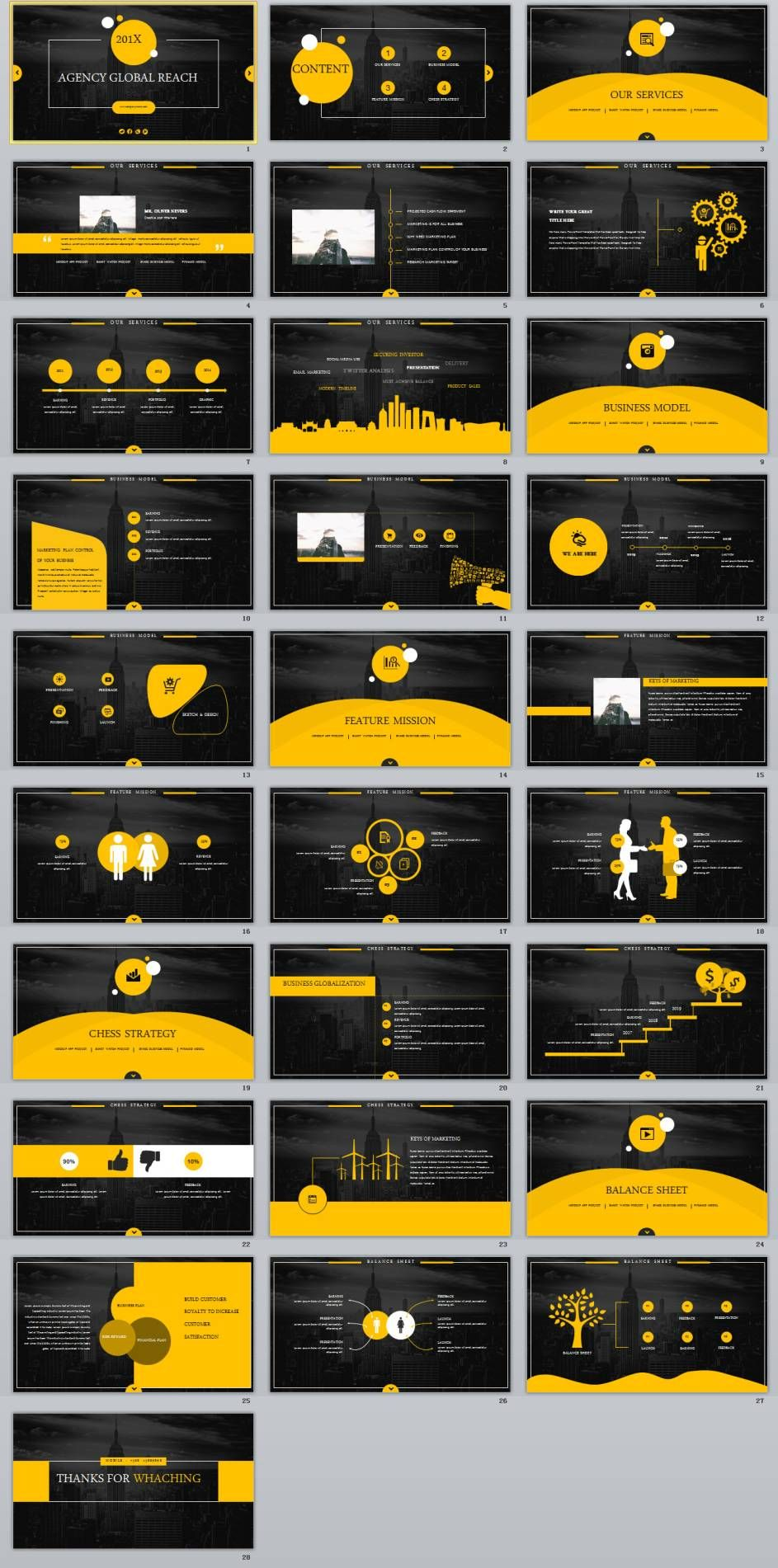 28 yellow black business report powerpoint templates yellow black 28 yellow black business report powerpoint templates toneelgroepblik Choice Image