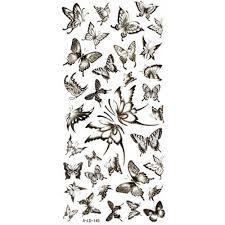 r sultat de recherche d 39 images pour tatouage papillon noir et blanc tatouages tatouage. Black Bedroom Furniture Sets. Home Design Ideas