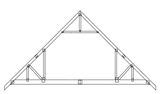 attic conversion frame