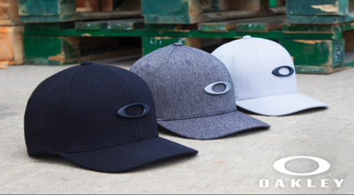 Check out these new Oakley hats at Lids.com! Simple and chic and makes a statement!