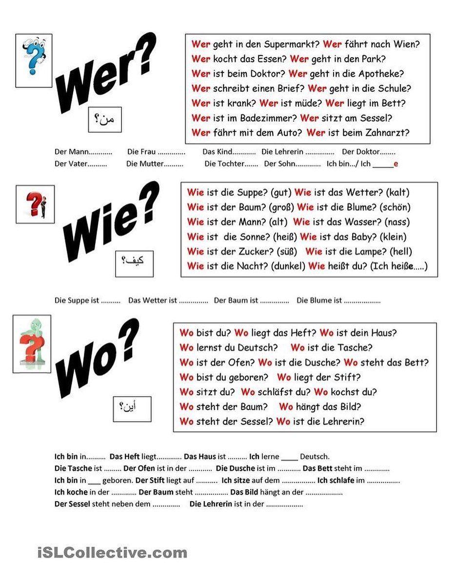 Pin Von Thuy Vo Auf Tieng Duc In 2020 Deutsch Lernen Lernen Deutsch