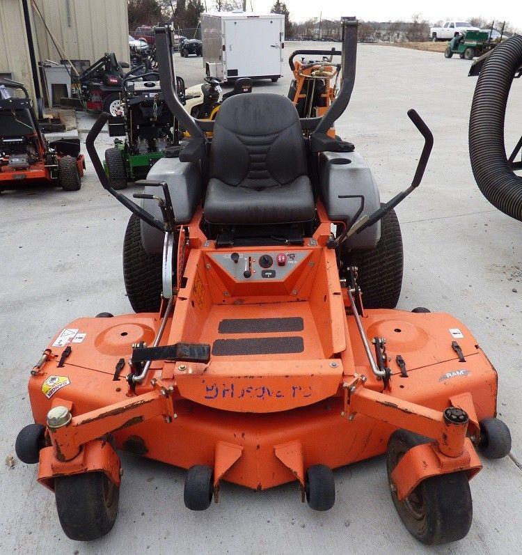 Used Husqvarna Iz6123 61 Zero Turn Lawn Mower 23 Hp Kawasaki Iz6123u 3 200 00 Rasentraktor Rasen Traktor