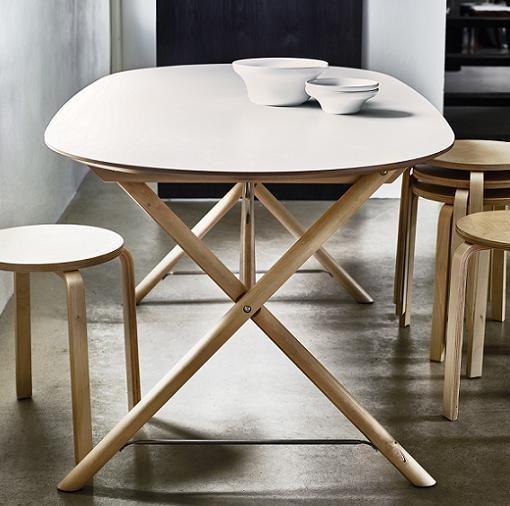 mesa cocina ikea | Ideas de inspiración | Mesas de cocina, Deco ...