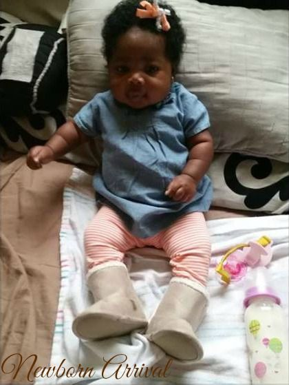 Aalayah Marie Mims 2 Months Old Http Newbornarrival Org Beautiful Black Babies Expecting Baby Cutest Babies Ever