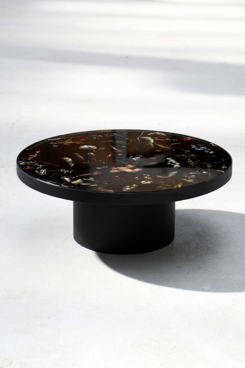 Flora Coffee Table Ii Steel Marcin Rusak Studio In 2020 Furniture Collection Coffee Table Low Coffee Table