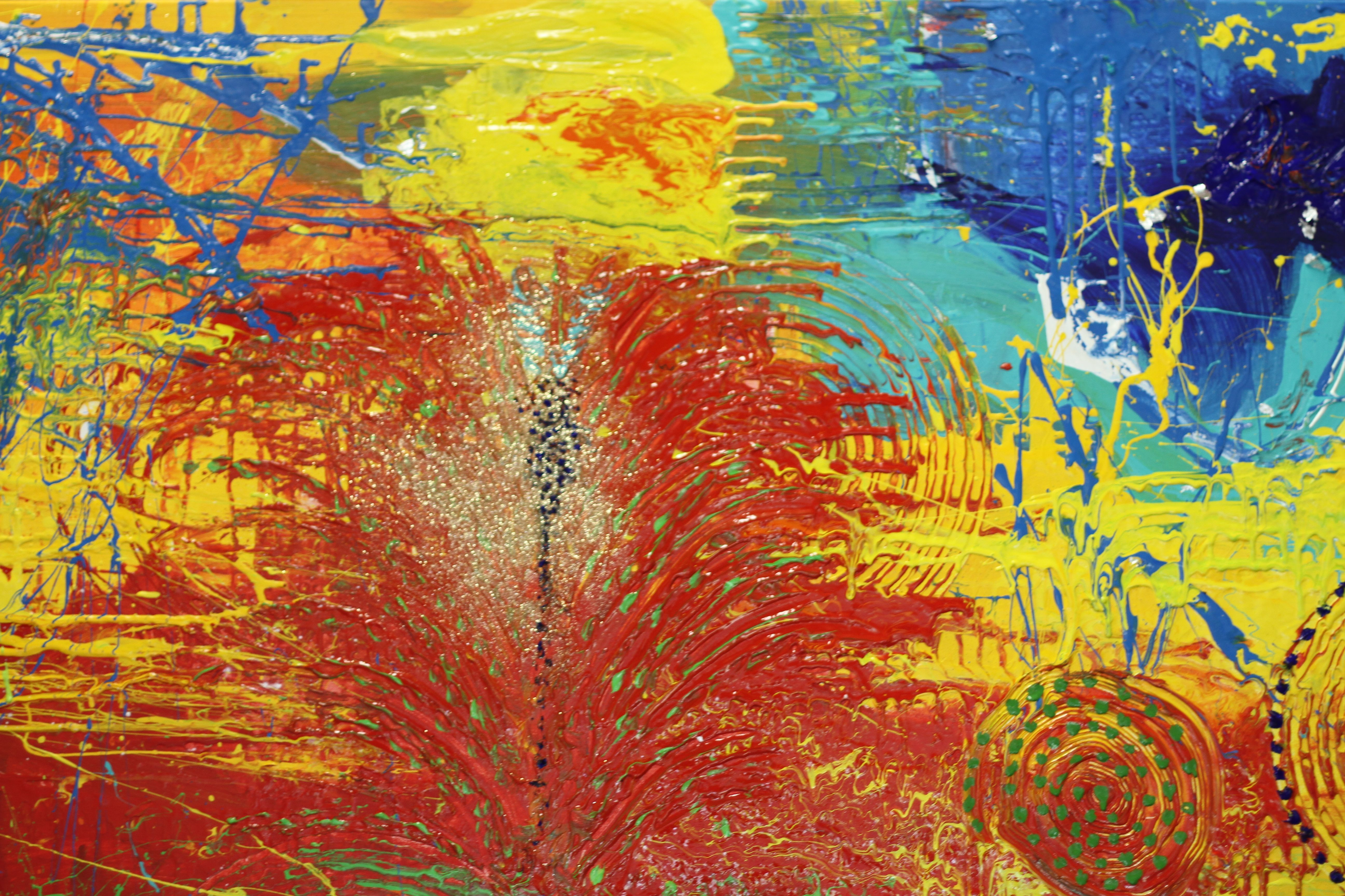 Most Famous Abstract Art Paintings In The World Painting