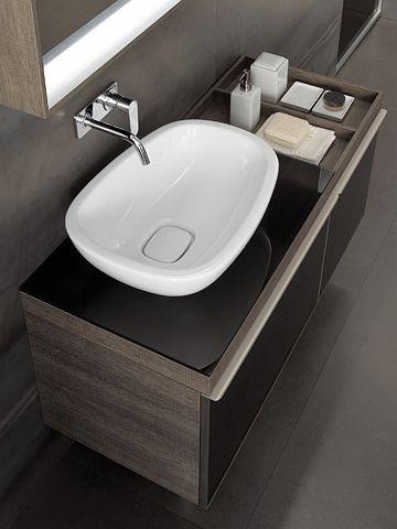 CITTERIO Vasques à Poser Cm ALLIA Innove - Meuble lavabo salle de bain allia