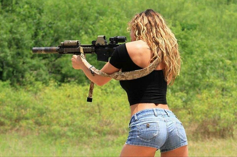 Смешная картинка девочка с пулеметом, юбилей лет мужчины