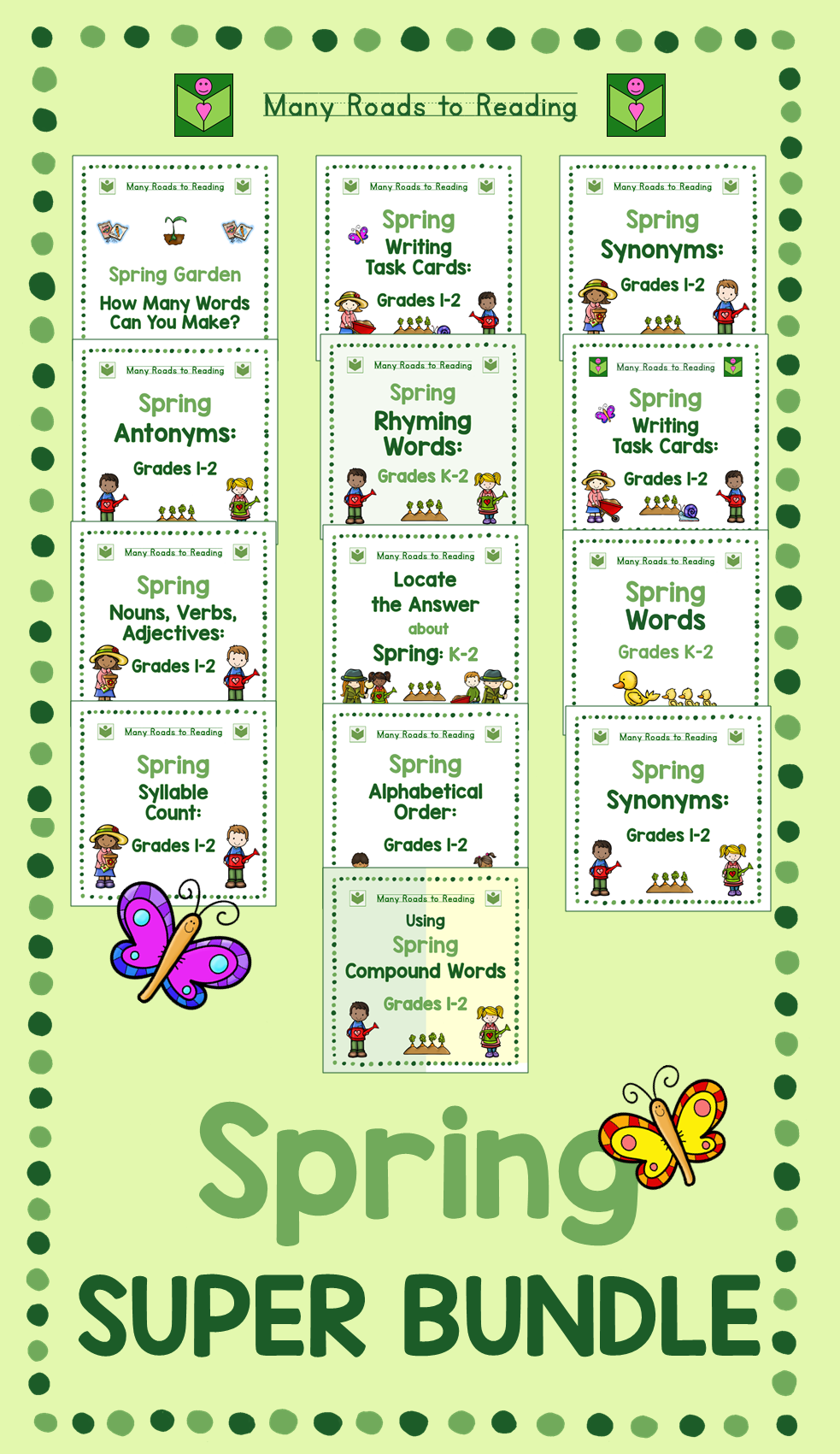 Spring SUPER BUNDLE