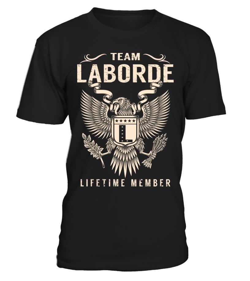 Team LABORDE - Lifetime Member