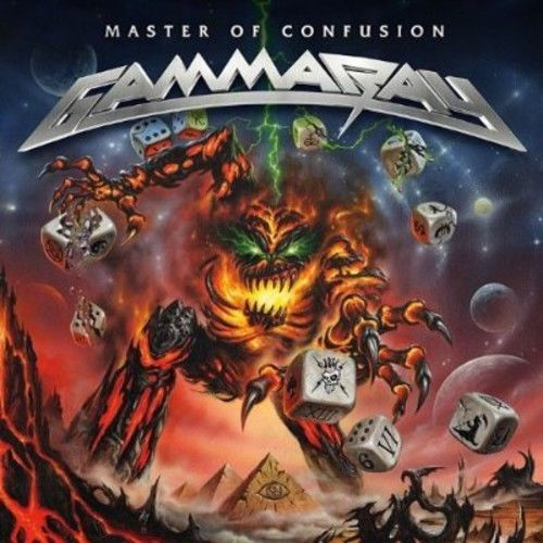 Gamma Ray - Master Of Confusion [Cd] | Brother | Metal