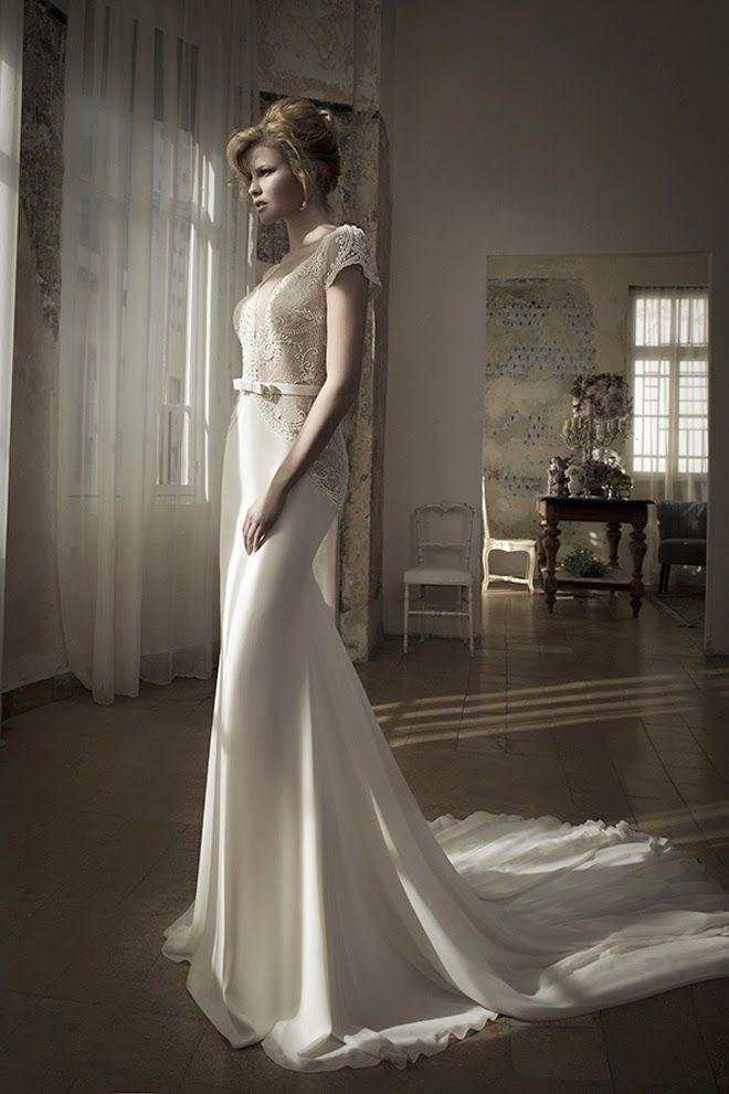 Lihi Hod 2014 Bridal Collection | Bridal collection, Wedding dress ...