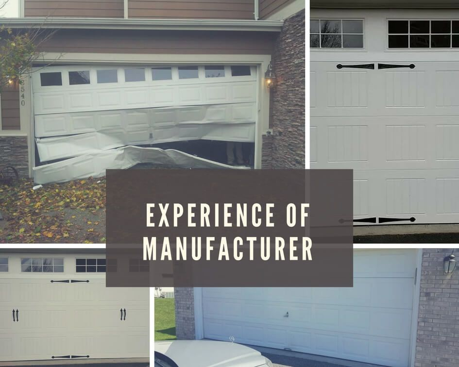 Garage Door Maintenance Is Required Yearly To Ensure They Continue To Work Properly Throug Garage Doors Garage Door Spring Replacement Garage Door Installation
