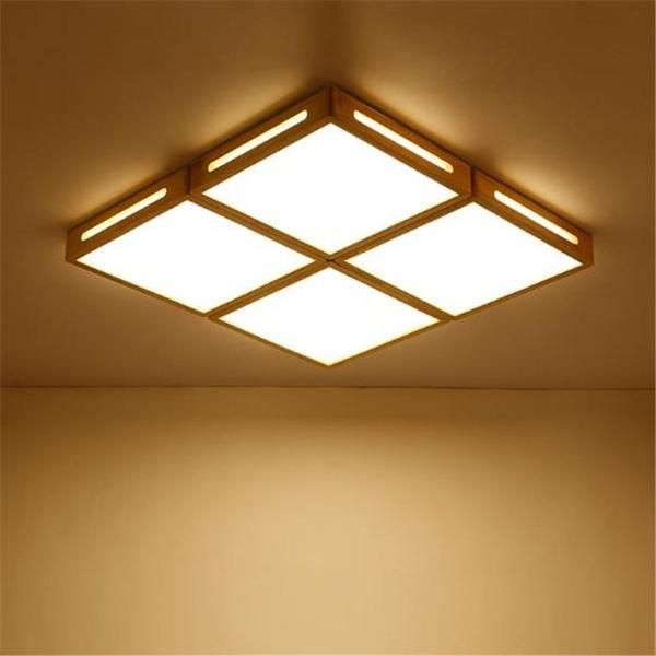Pin by Y on Light and lightings   Wood ceiling lights