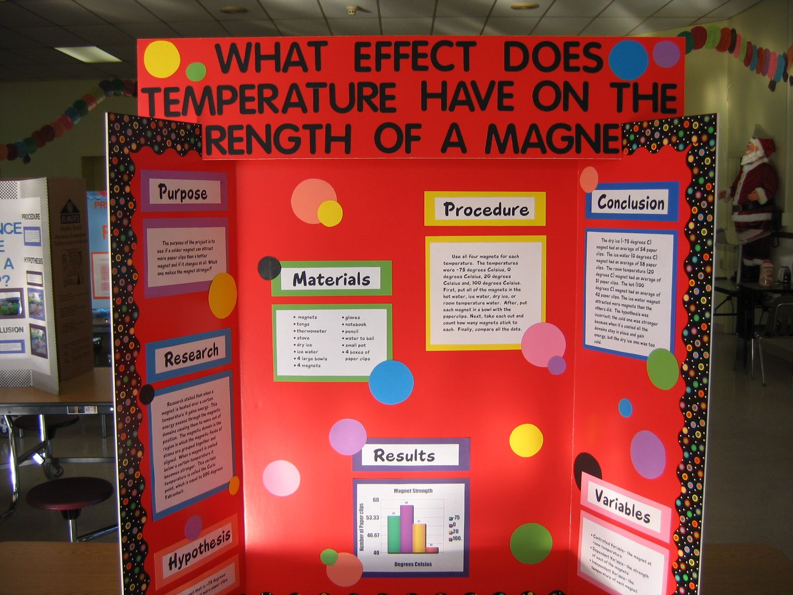 already done science fair projects Science fair projects are a great way to learn about the scientific method, experimentation, and science concepts however, it can be difficult to know where to start when you need a project idea sometimes you already have a great idea but have problems with the project or questions about the.