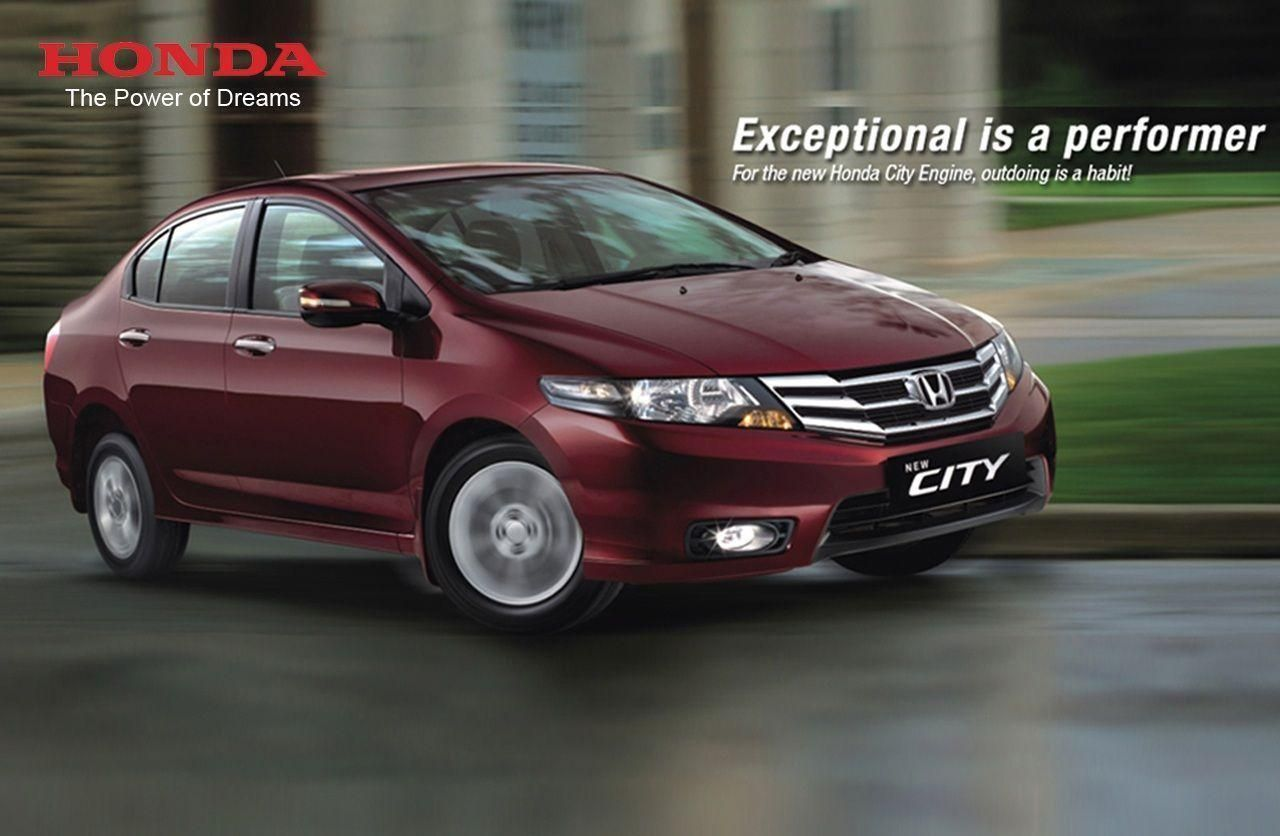 Exceptional is a performer for the new Honda city. Power of dreams. #zmc #zeromilecars #carsonline #buyonline #india #hondacity #hondacars