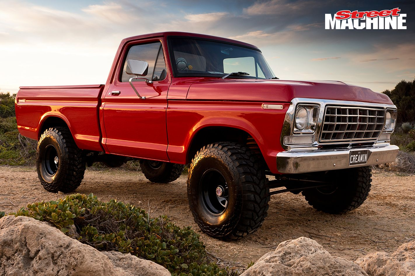 medium resolution of ford f100 lifted 351 6