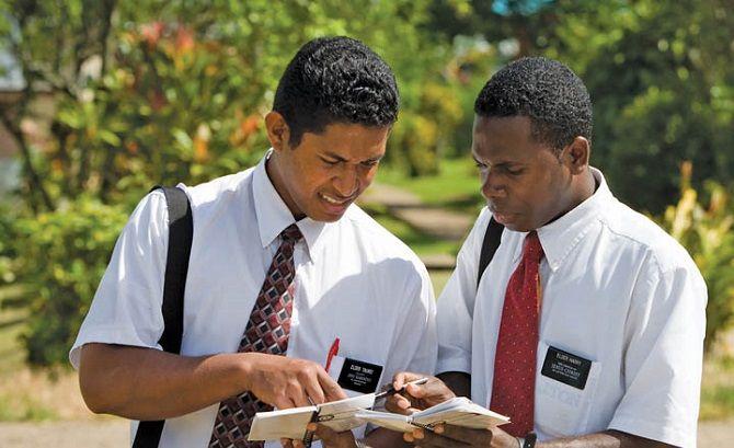 Mormon Church To Stop Going Door-To-Door, Will Recruit