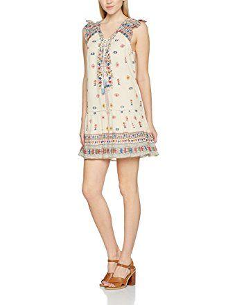 Derhy Derhy Damen Kleid Malatesta Kleider Damen Kleid Frühling ...