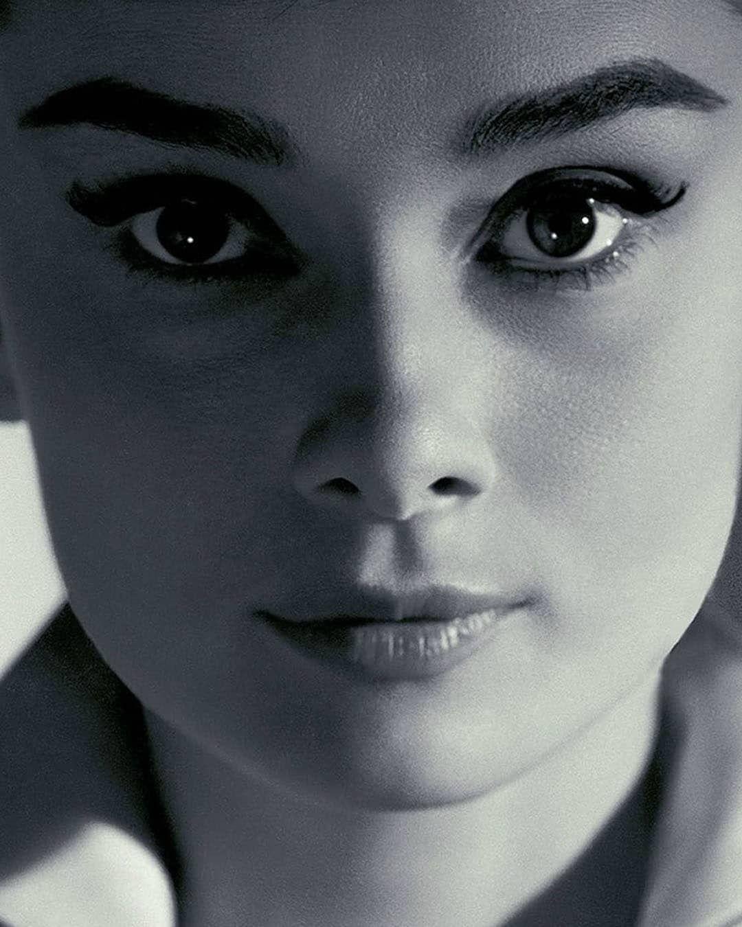 Одри Хепберн / Audrey Hepburn | Одри хепберн, Лицо, Знаменитости