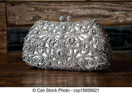 Image Of A Jeweled Clutch