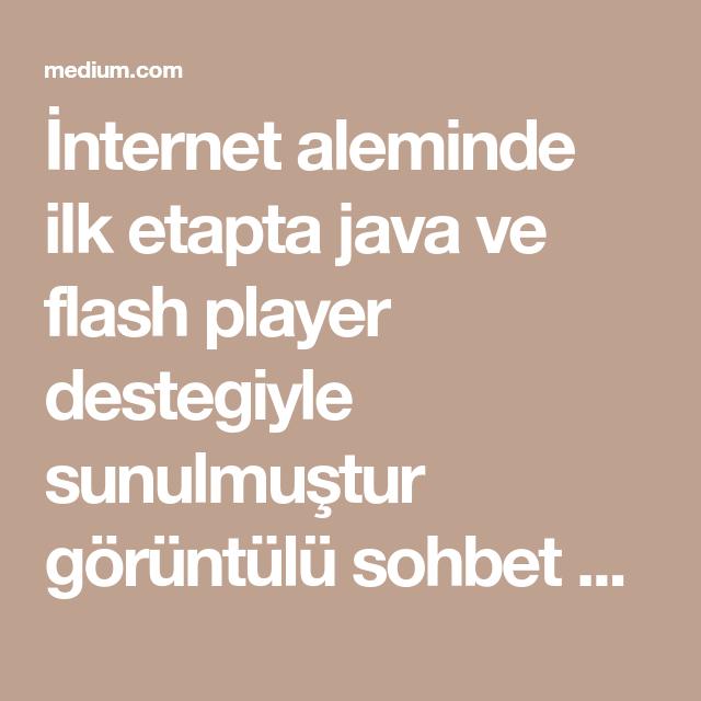 Trkiye sohbet omegle chat kameral Omegla 18