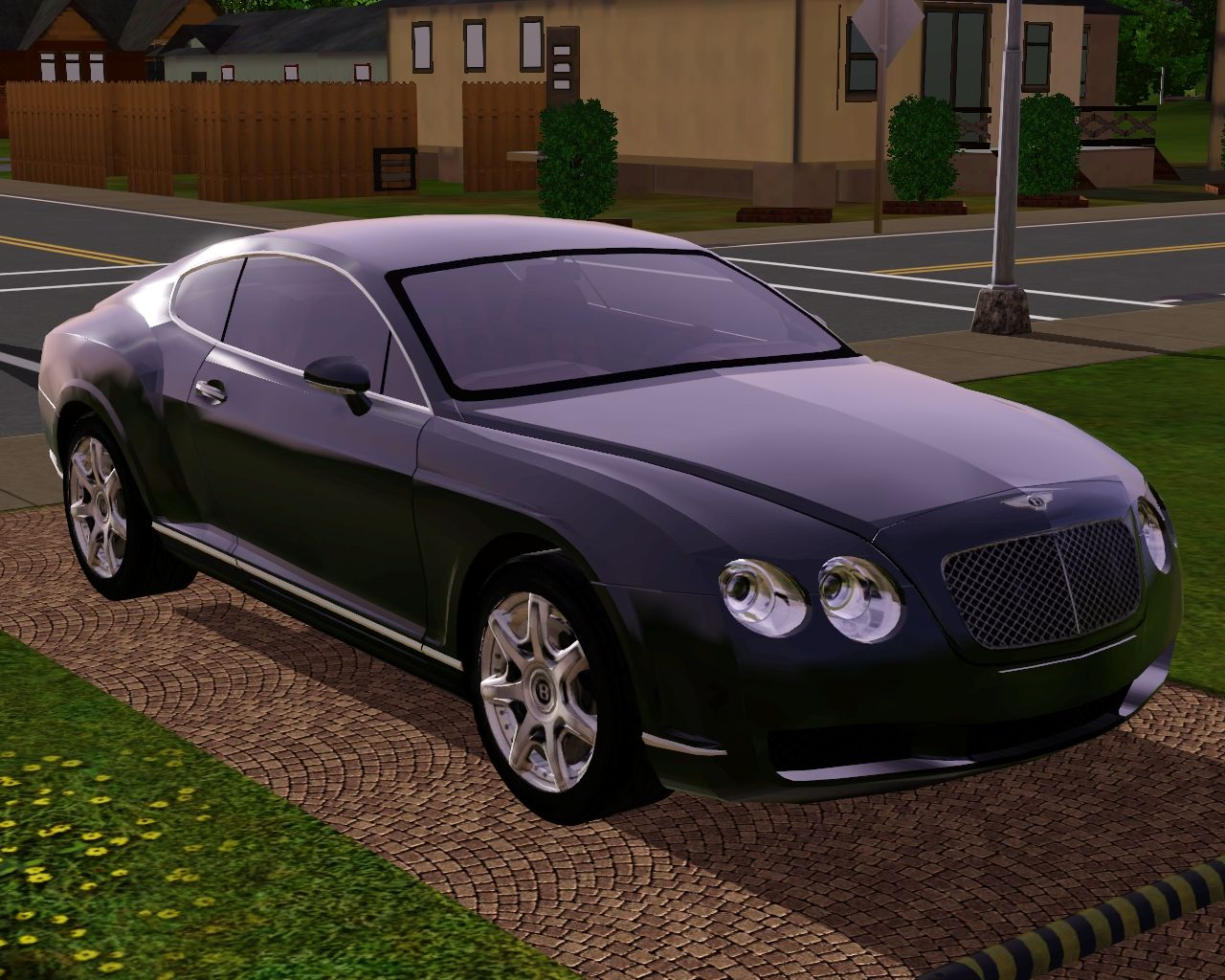 Sims 3 Bentley Fresh Prince Creations (favorite site for