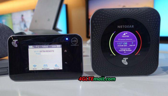 Netgear Nighthawk M1 MR1100 4GX Gigabit LTE Mobile Router(Unlocked
