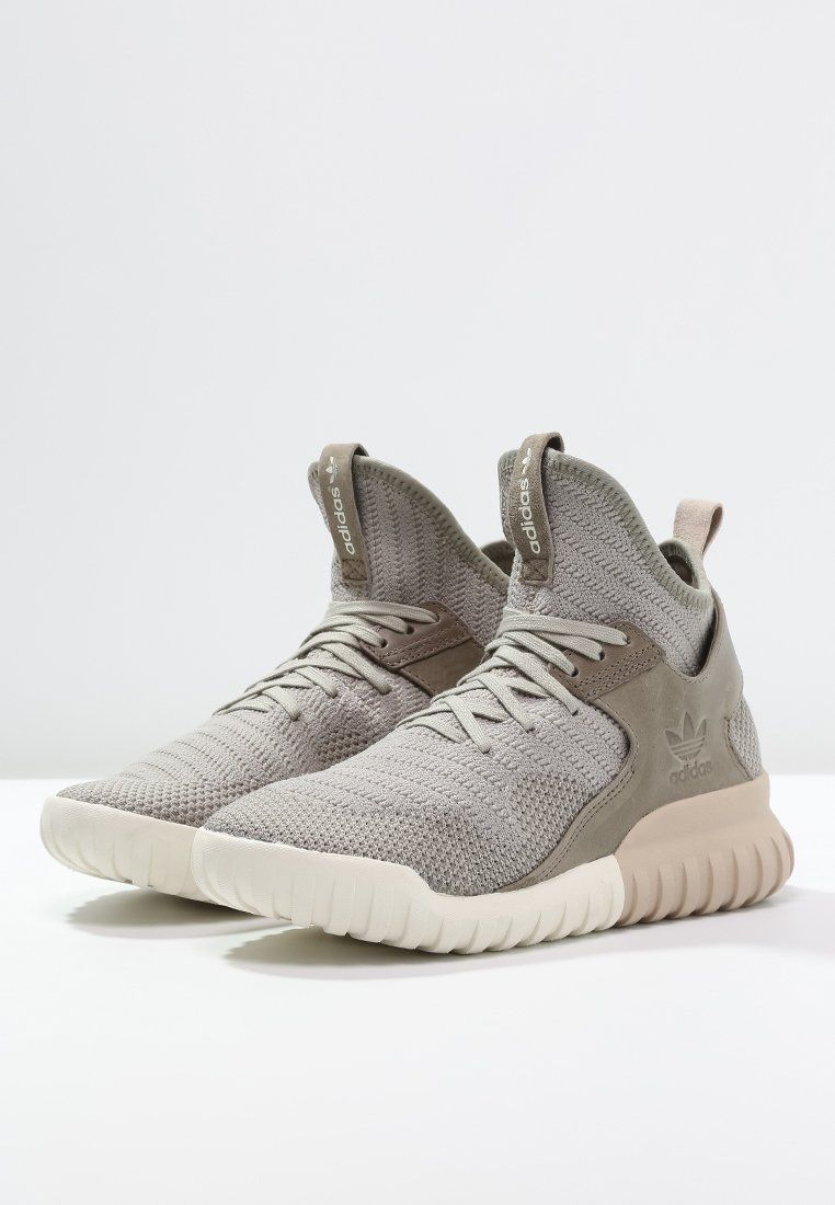 official photos de58f 87d45 Details about 2015 ADIDAS TUBULAR X KNIT SESAME CLAY BROWN ...