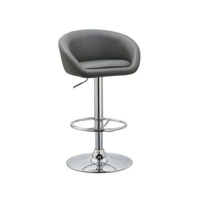 Fantastic Debenhams Grey Pittsburgh Gas Lift Bar Stool Debenhams Gmtry Best Dining Table And Chair Ideas Images Gmtryco