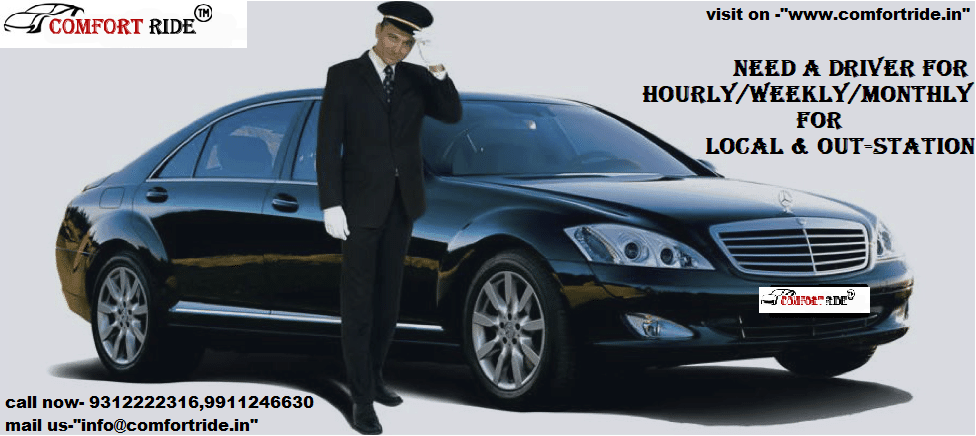 We Are Providing Driver Service With Images Chauffeur