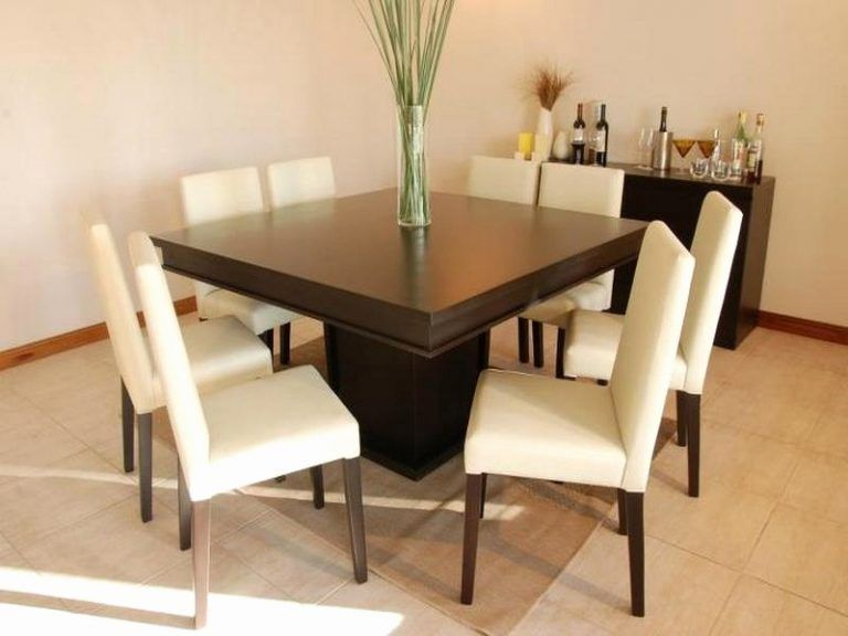 29++ 8 person dining table and chairs Trending