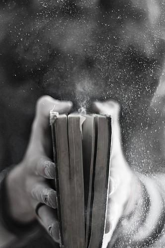 kindles don't have this kind of magic.