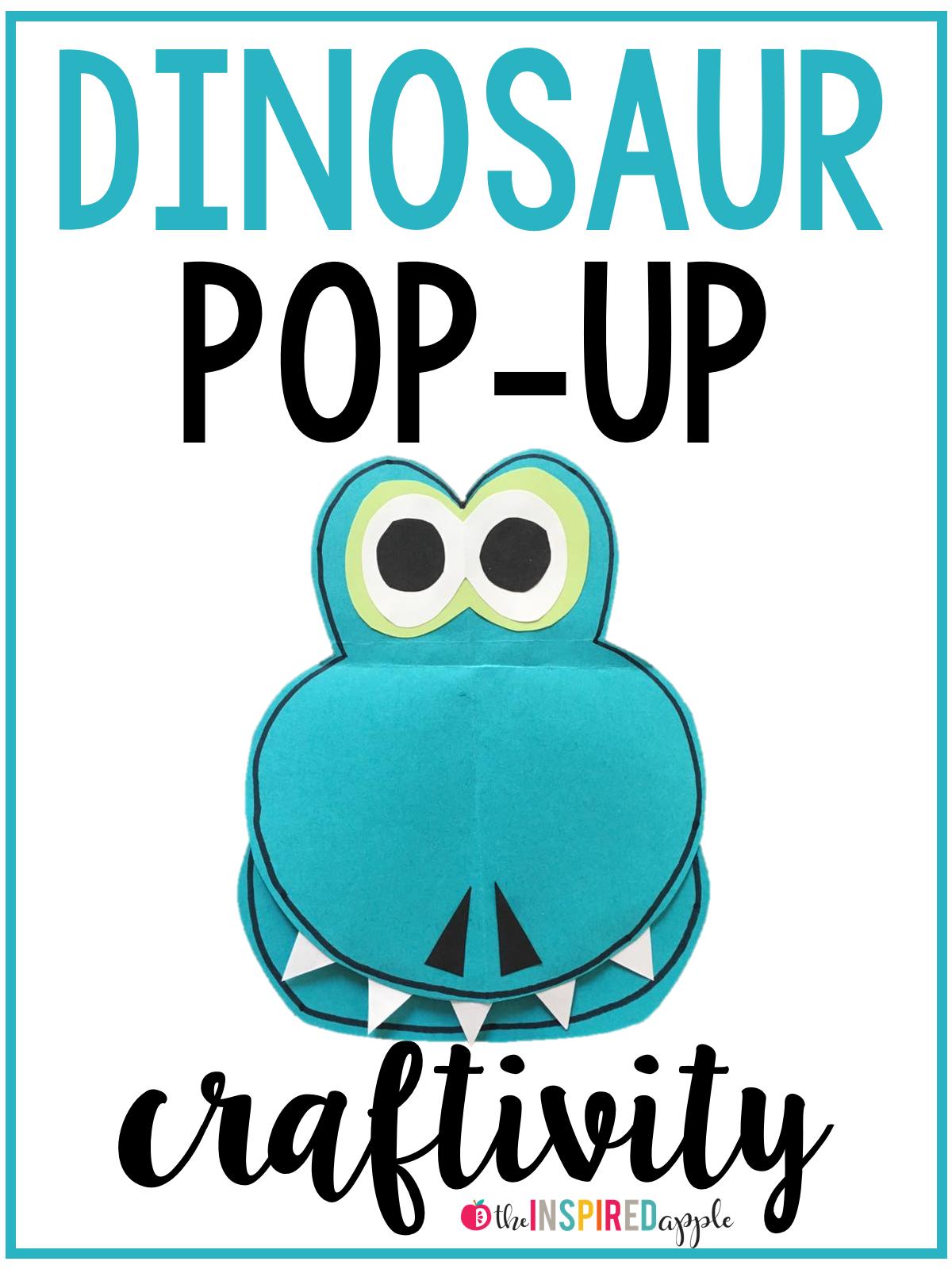 Free Dinosaur Craft