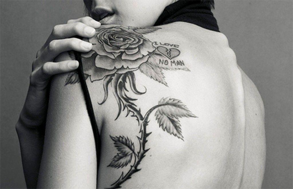 Roses Tattoos Design Wallpaper Rose Tattoos Pinterest Tatouage