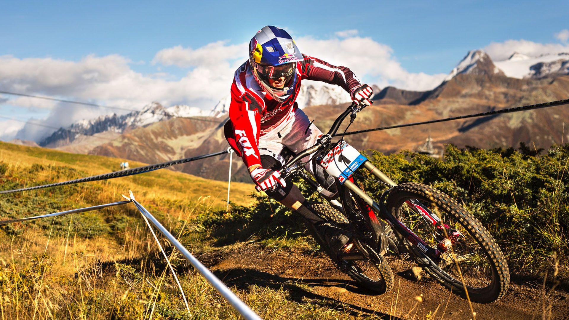 Downhill Wallpaper Hd 35545 Bicicletas Deportes Y Mtb