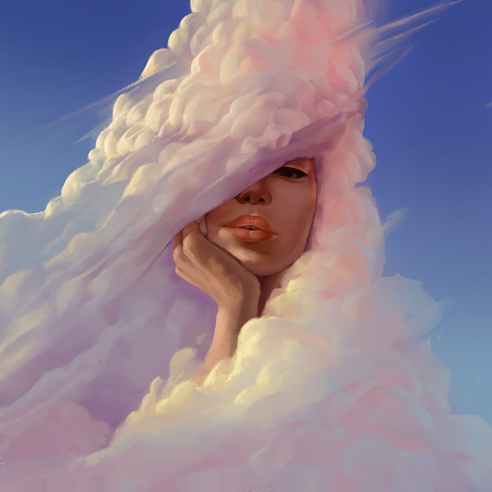 HEAD IN THE CLOUDS on Behance in 2020 (With images