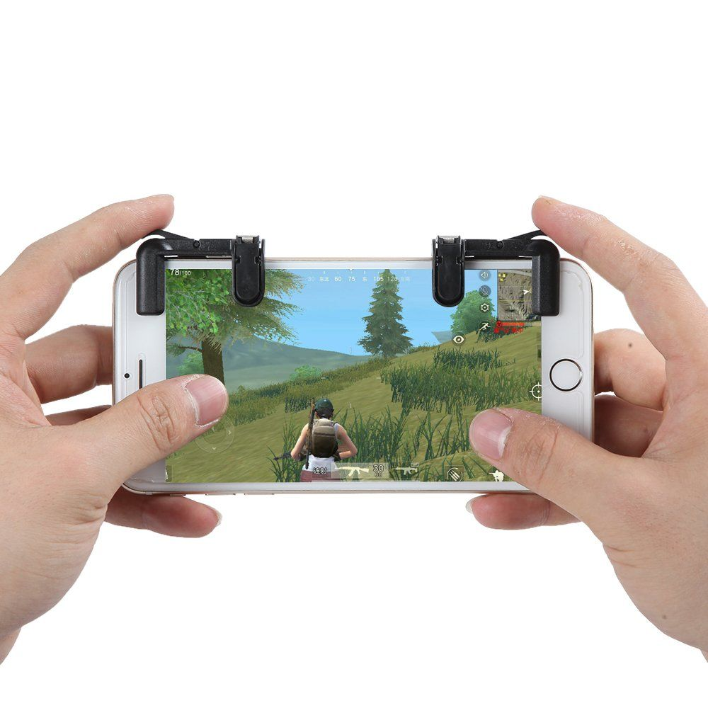 Bestechno Mobile Game Controller Pubg Sensitive Shoot And Aim