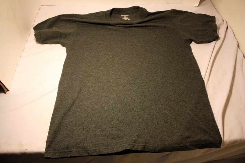 Graphite Sport Active Wear Basic Sports Tee T Shirt Size M Cooling
