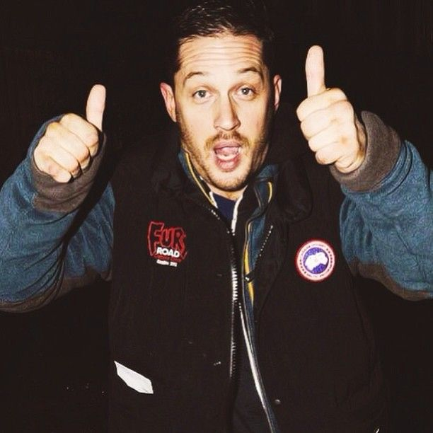 Thumbs up for Hardymadness!