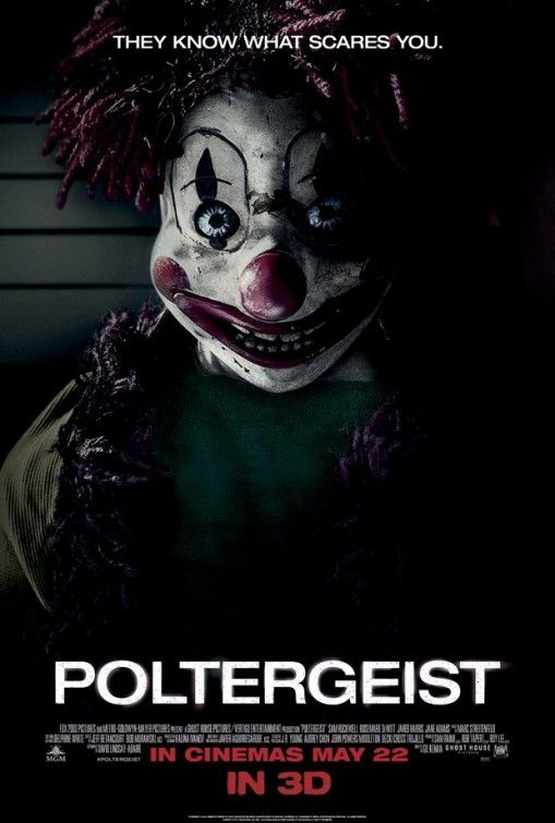 Something is in the Shadows in New Poltergeist Clip